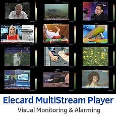 Elecard Multistream Player